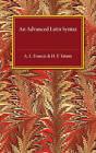An Advanced Latin Syntax by A. L. Francis, H. F. Tatum (Paperback, 2016)