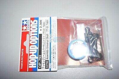 Universal Assembly Swing Shaft for Tamiya TT-01 TT-02 53792