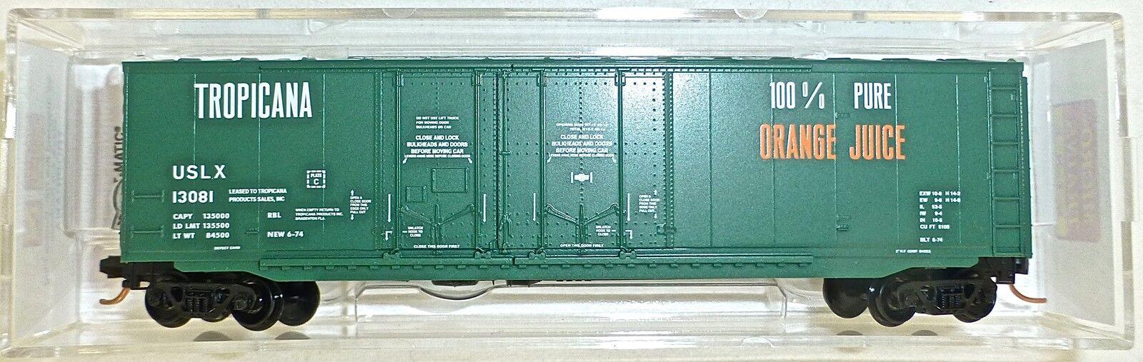 トロピカ50スタンダードボックスカーマイクロ列車075 00 040 N 1 : 160エンブレムHF 3?