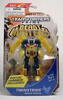 Twinstrike Transformers Prime Beast Hunters Legion Class Predacon Figure Mosc