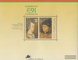 Portugal-Bloque-79-edicion-completa-nuevo-1991-europeo-Festival-Cultural