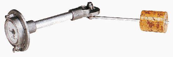Moeller 035752-10 Mechanisch Kraftstoff Messgerät für 10   Tank Tiefe 1972