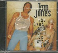 TOM JONES - The lead and how to swing it CD 1994 SEALED