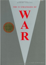 The 33 Strategies of War by Joost Elffers and Robert Greene (2007, UK-B Format Paperback)
