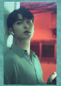 SEVENTEEN Bittersweet MINGYU Photocard Official Special Edition No 26