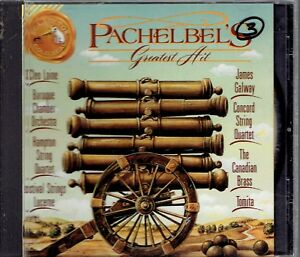 Details about Pachelbel's Greatest Hit - All Star Artists