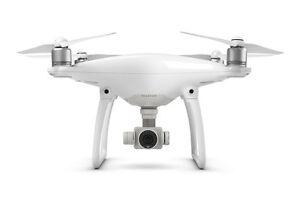 DJI Phantom 4 Quadcopter 4K Video Camera Drone (DJI Refurbished Unit)