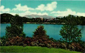 Vintage Postcard - Lake Placid Club Adirondack Mountains New York NY #1809