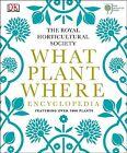RHS What Plant Where Encyclopedia by DK (Hardback, 2013)
