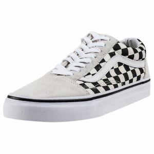 chaussure vans old skool checkerboard