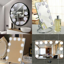 Chende black hollywood lighted makeup vanity mirror light with chende vanity led mirror light kit for makeup hollywood mirror with light mozeypictures Images
