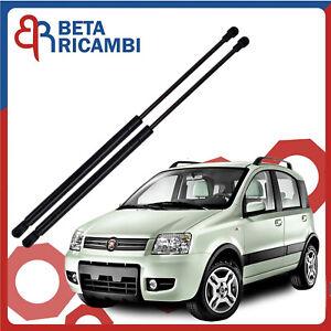 2 MOLLE A GAS PORTELLONE POSTERIORE FIAT 500L DAL 09.2012/>