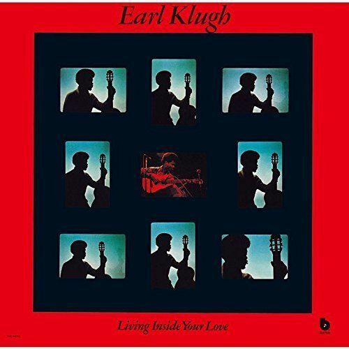 EARL KLUGH-LIVING INSIDE YOUR LOVE-JAPAN SHM-CD C94