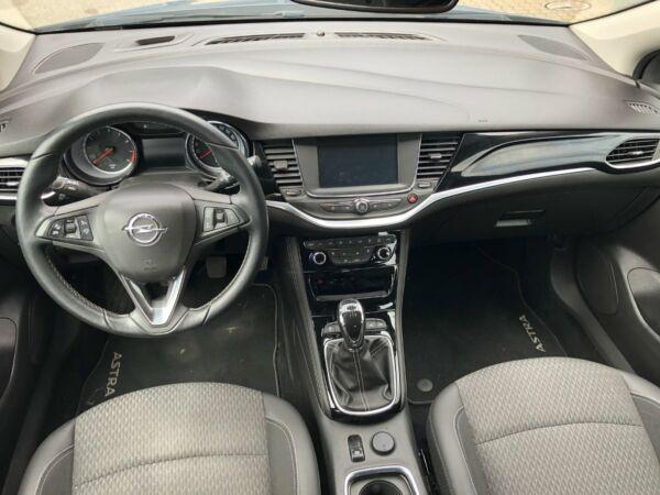 Opel Astra 1,4 T 150 Innovation - billede 5