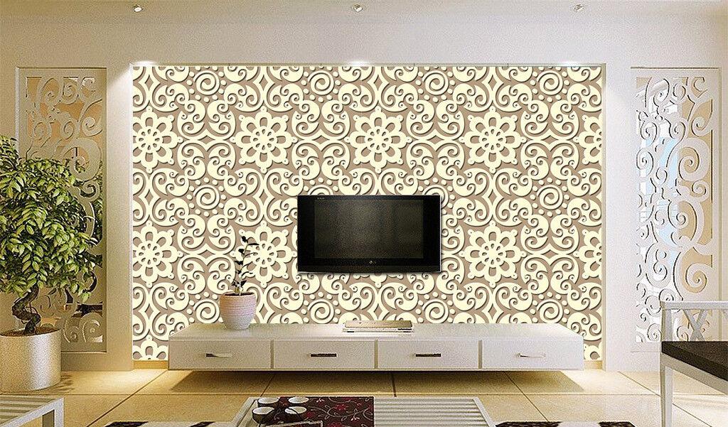 3D Fashion Pattern 75 Wall Paper Murals Wall Print Wall Wallpaper Mural AU Kyra