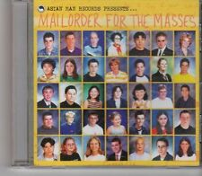 (FX512) Mailorder for the Masses, 28 tracks various artists - 2002 CD