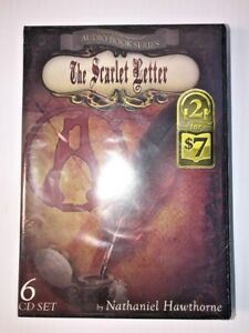 image is loading new the scarlet letter audio book series on