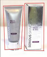 Serious Skincare Neck & Dec Lifting Cream W/ Corre-chin Complex 1oz/29 Ml