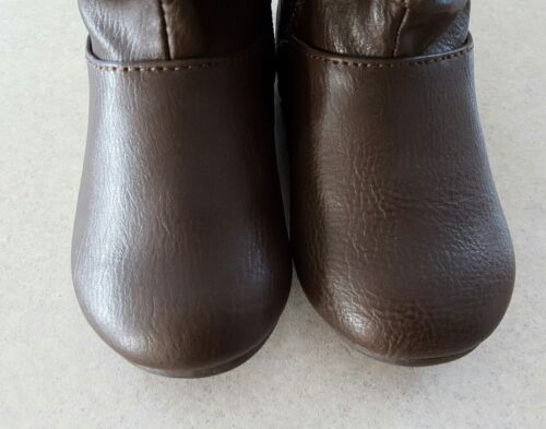 6 Slouch SIENNA Boots BROWN Zip #517317 NWT Children/'s Place Toddler Girls 5