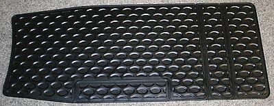originale Mercedes Benz Fuss Fuß Gummi matte Vito Viano 639 bis MOPF Mitte vorn