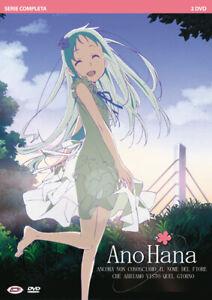 Ano Hana - Serie Completa (Eps.01-11) (2 Dvd)