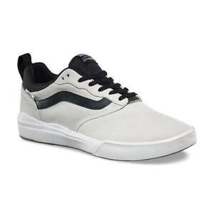 ebf678ed48 Image is loading Vans-UltraRange-Pro-Blanc-Black-UltraCush-Mens-Skate-