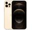"miniature 1 - APPLE IPHONE 12 PRO 512GB GOLD 5G DISPLAY 6.1"" iOS 14 Wi-Fi HOTSPOT"