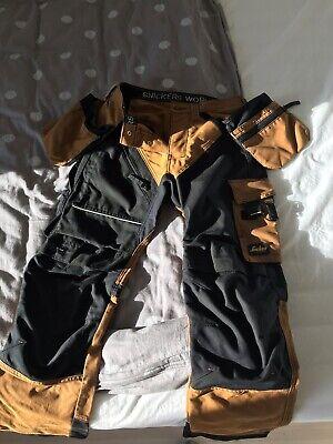 564f4958f22 Find Snickers Bukser på DBA - køb og salg af nyt og brugt