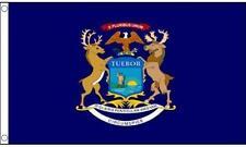 Michigan State 5'x3' Flag America American US USA