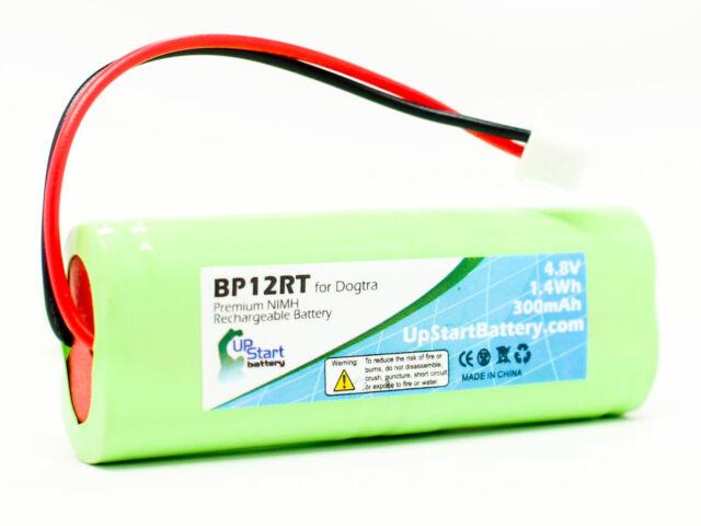 Battery for Dogtra SureStim H Plus, BP12RT, 1200 NCP Dog Training Collar