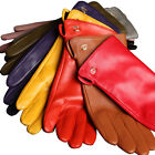 Ladies Woman Genuine Nappa Leather Dress Classic Gloves Many Color On Sale #038