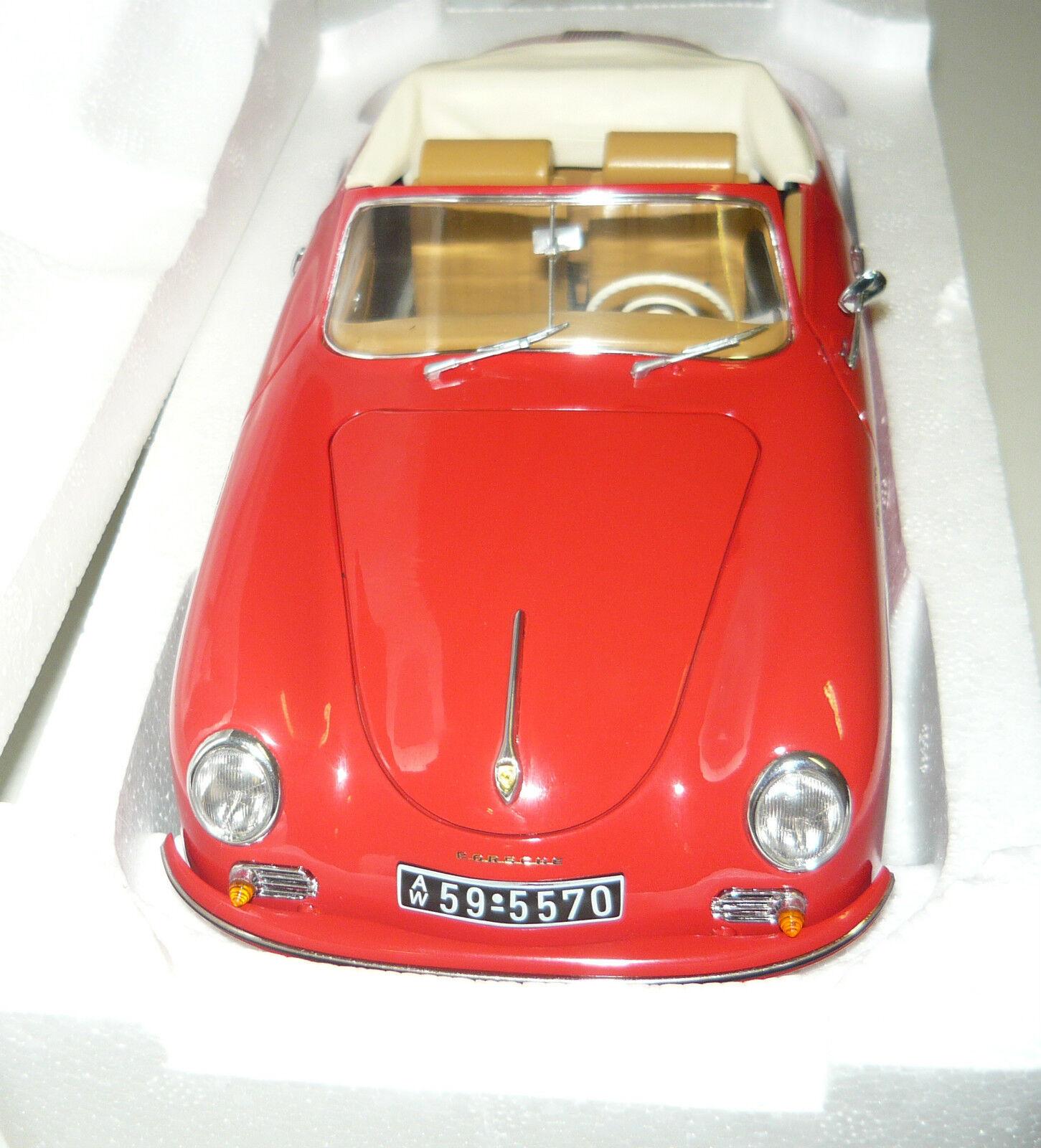 Schuco 450031000, Porsche 356 a cabriolet, 1 18, neu&ovp