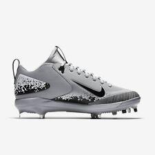 item 6 Mens Nike Trout 3 Pro Metal Baseball Cleats Wolf Grey/Black Sz 10.5  856498 011 -Mens Nike Trout 3 Pro Metal Baseball Cleats Wolf Grey/Black Sz  10.5 ...
