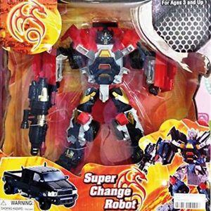 Giocattoli Similare Paggio Transformers Linea Robot Trasformabile jL5AR4