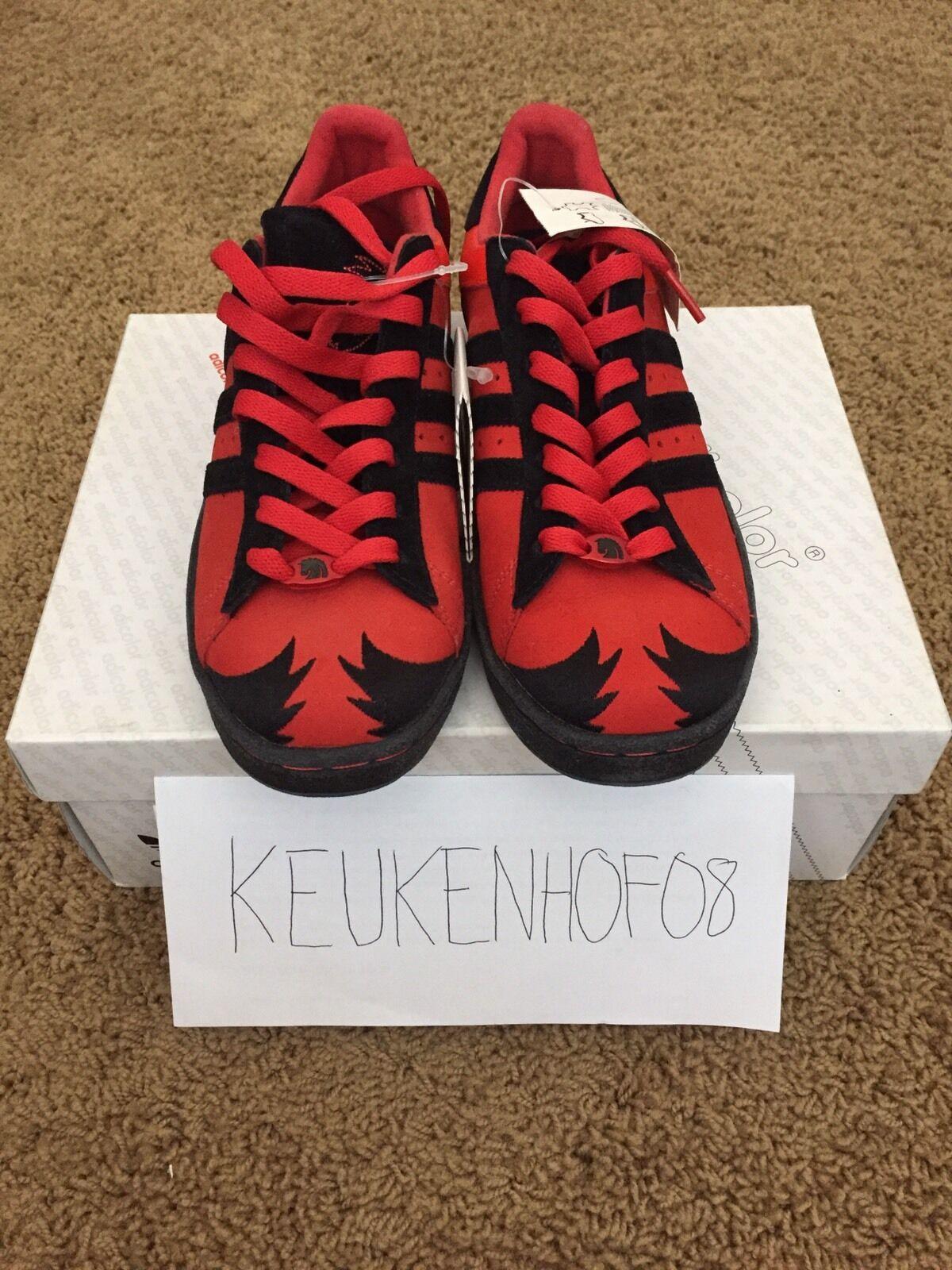 RARE Adidas Originals, Century 6 LO R3, Men's Size 6 Century Limited, DARK HORSE  562893 770241