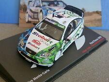 FORD FOCUS WRC #7 RALLYE MONTE CARLO 2008 GALLI BERNACCHINI 1/43 STOBART GROUP