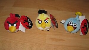 ANGRY-BIRDS-KEY-CLIPS-PLEASE-CHOOSE-COLOUR-NEW-WITH-TAGS