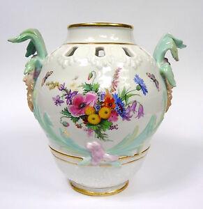 gro e kpm berlin vase um 1834 1845 ebay. Black Bedroom Furniture Sets. Home Design Ideas