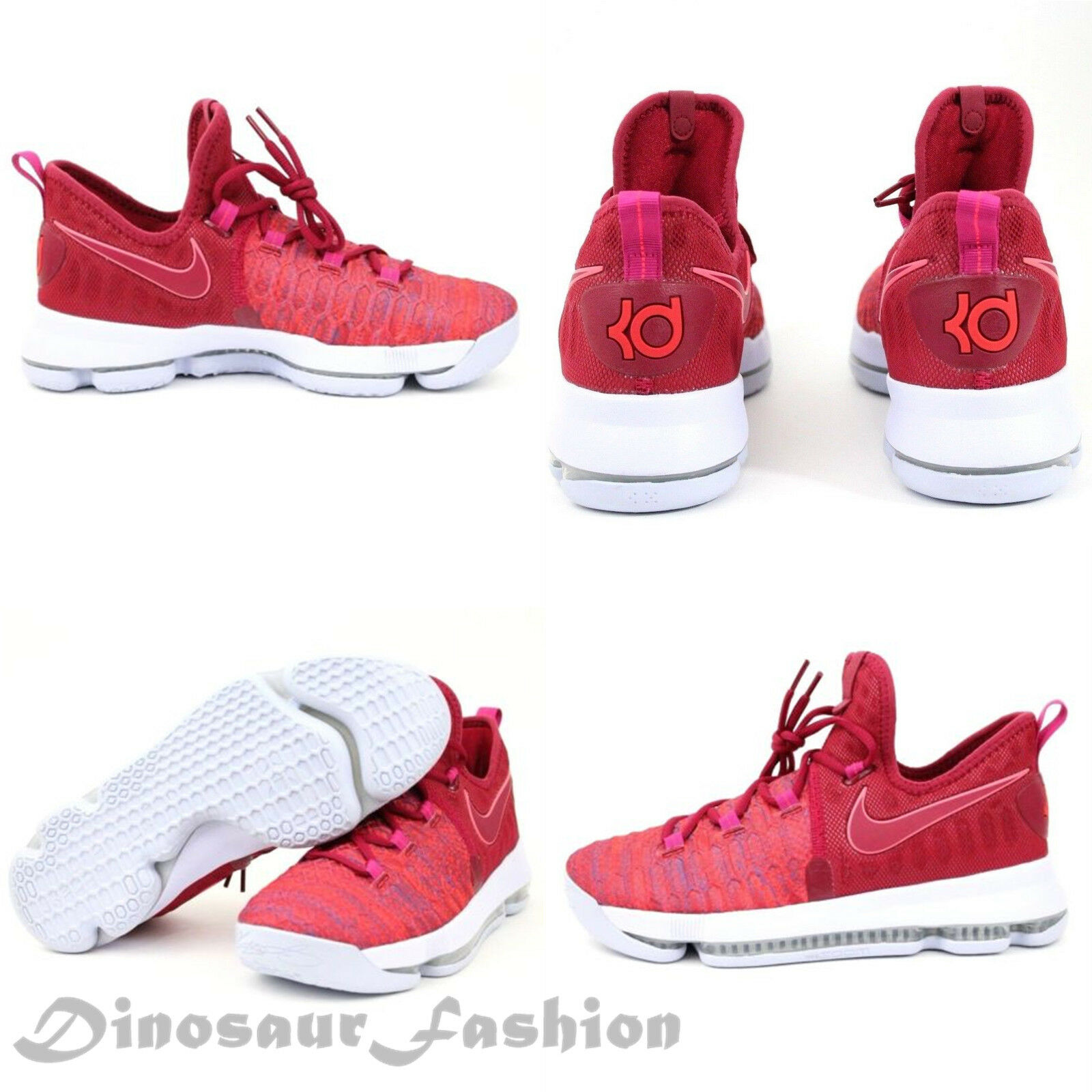 detailed look 064d0 afc25 Nike ZOOM KD9 (GS) 855908-666 YOUTH BASKETTBALL BASKETTBALL BASKETTBALL  SHOES,BRAND NEW IN BOX 9b93ab