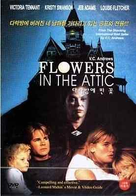 FLOWERS IN THE ATTIC (1987) New Sealed DVD Kristy Swanson