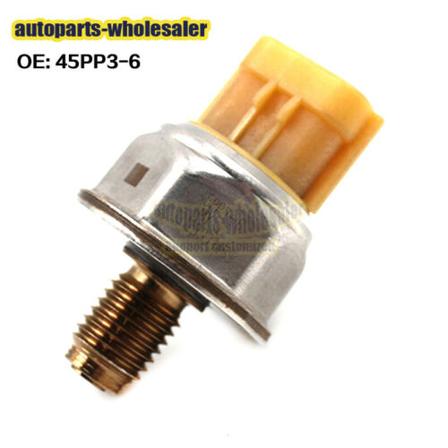 45PP3-6 98178706 Fuel Rail Pressure Sensor For ISUZU Dmax Holden Colorado Rodeo