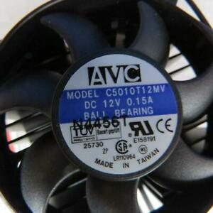GCE-45-4586-CPU-Cooling-Fan-Heat-Sink-2-Wire-DC12V-Pentium-90-Type-DC-12V-15A