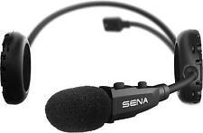 SENA 3S-B Bluetooth Headset Intercom for Scooters Motorcycles Open Face Helmet