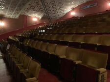 Lot Of Five Theatre Seats form Theatre Royal Drury Lane