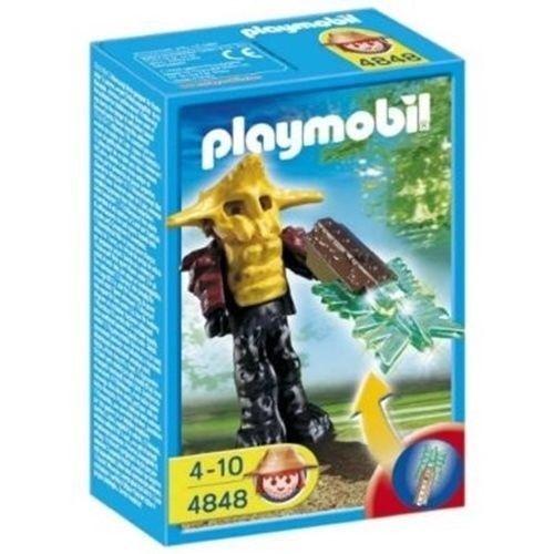 PLAYMOBIL 4848 SCHATZJÄGER Playmobil TEMPELWÄCHTER MIT GRÜNER LEUCHTWAFFE NEU & OVP!