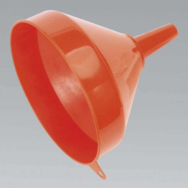 Sealey F5 Embudo Grande Ø250mm Fijo Boquilla