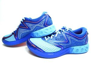 Energetic Asics Noosa Ff T772n 3948 Airy Blue Purple Coral Women Shoes Can Be Repeatedly Remolded. Clothing, Shoes & Accessories