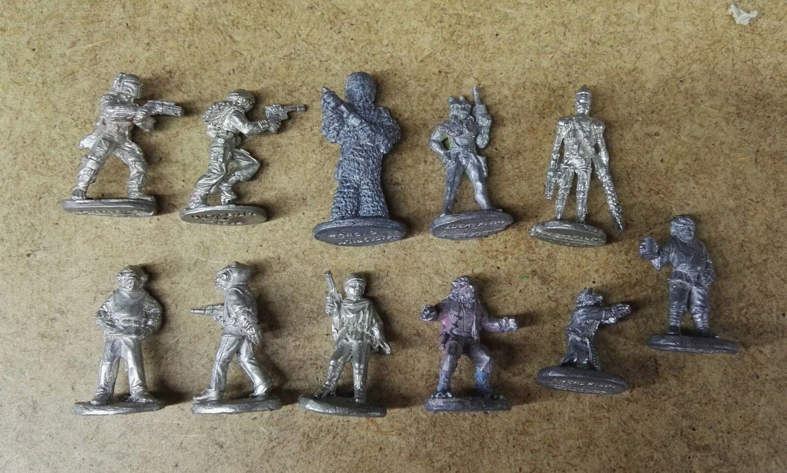 Star Wars West End Metal Miniatures (102)