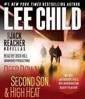 Three Jack Reacher Novellas (with Bonus Jack Reacher's Rules): Deep Down, Second Son, High Heat, and Jack Reacher's Rules by Lee Child (CD-Audio, 2014)