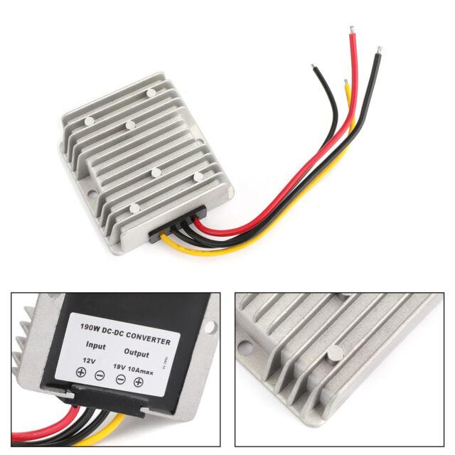 12V to 19V 10A 190W DC-DC Boost Step Up Power Converter Voltage Regulator Module